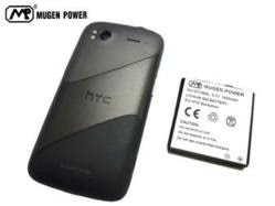 HLI-Z710ESL Mugen Power 1800mAh Extended Battery for HTC Sensation
