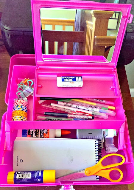 Caboodles organizers