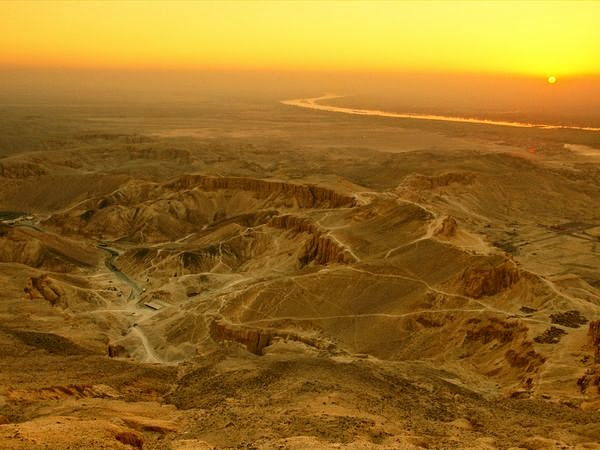 Valley of the Kings— Egypt