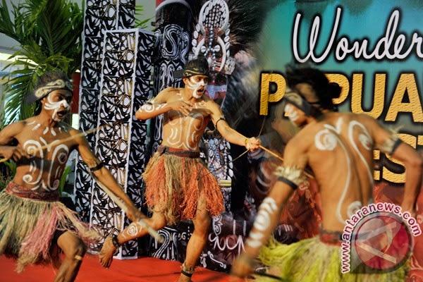 Liarnya kreatifitas penduduk Papua