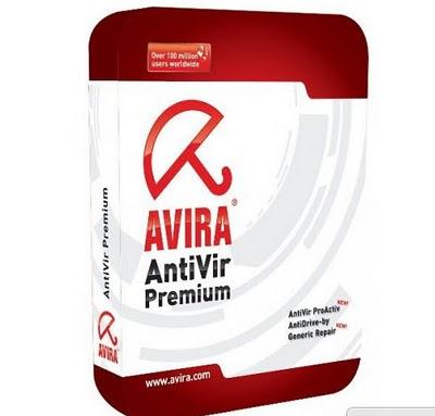 Avira premium 2012 serial