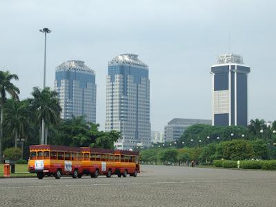 Jakarta Trip Java Indonesia