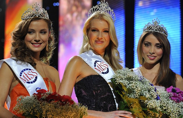 Miss Earth Czech Republic 2011's Semifinalists