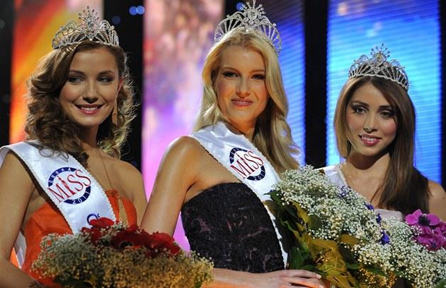 Miss Earth Czech Republic 2011's Semifinalists