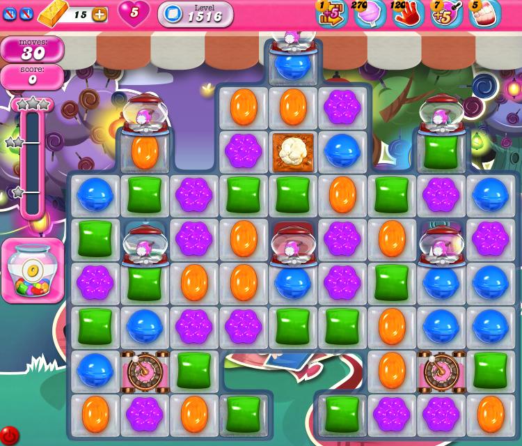 Candy Crush Saga 1516