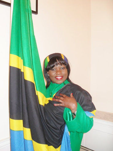 THE PROUD TANZANIA-UK EVER '