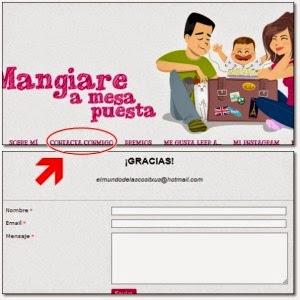 Contacta Mangiare