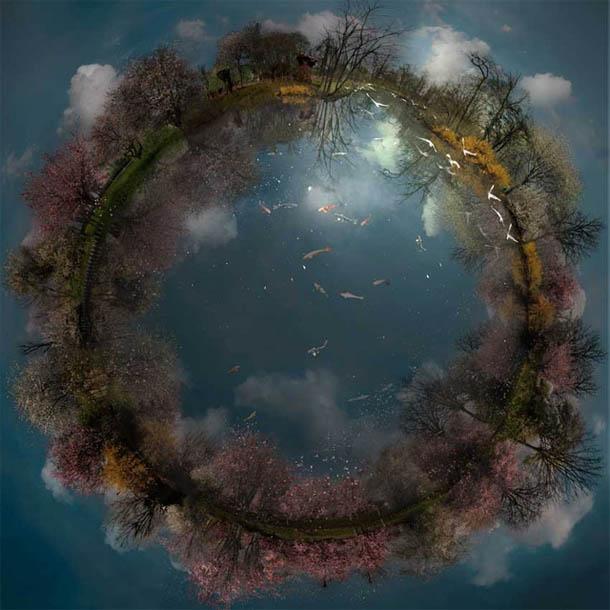 Os mundos de Catherine Nelson - fotografia e manipulação digital