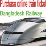 Click on train to buy  online ticket