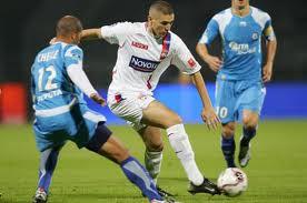 Valenciennes vs Lyon