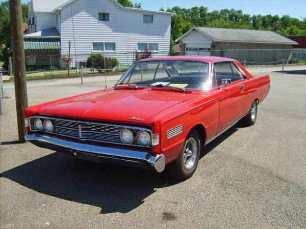 1966 Mercury Monterey Survivor Auto Restorationice