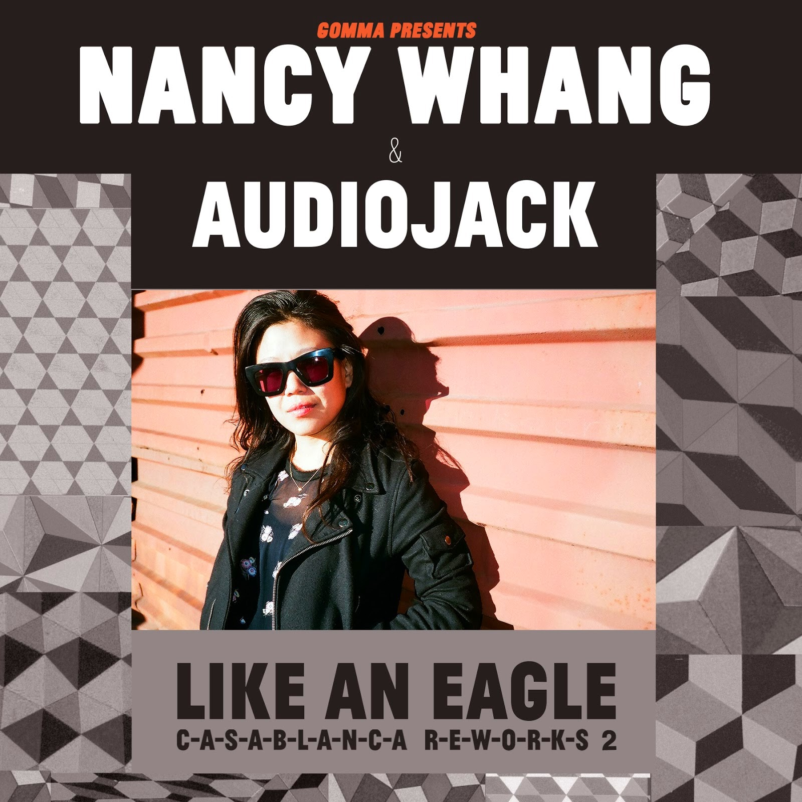 Nancy Whang & Audiojack - Like An Eagle