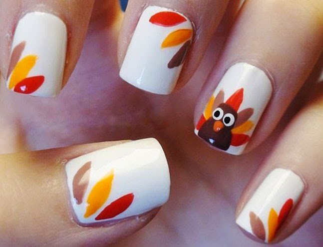 ... Nail Designs for Thanksgiving ... - Good Nail Ideas 2