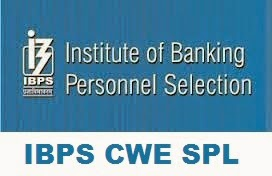 IBPS Exams Specialist Officers