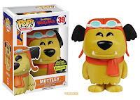 Funko Pop! Flocked Munttley