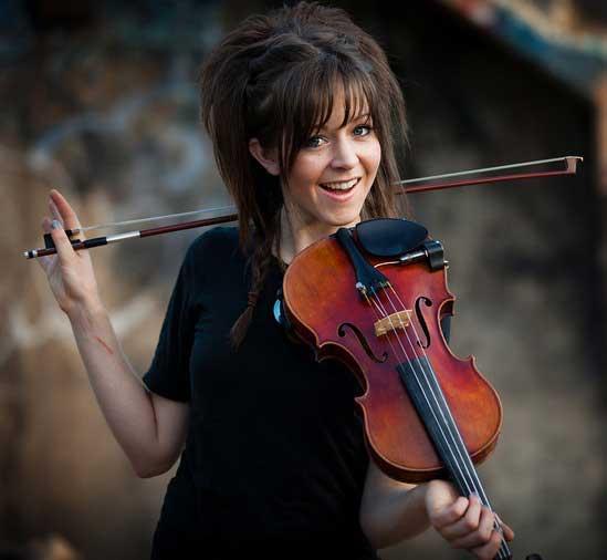 Lindsey Stirling-Una Hermosa y muy talentosa Violinista