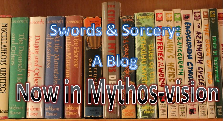 Swords & Sorcery: a blog