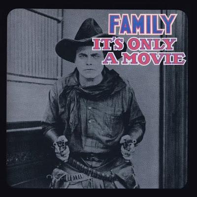 Family - It's Only A Movie 1973 (UK, Progressive Psych Blues-Rock)