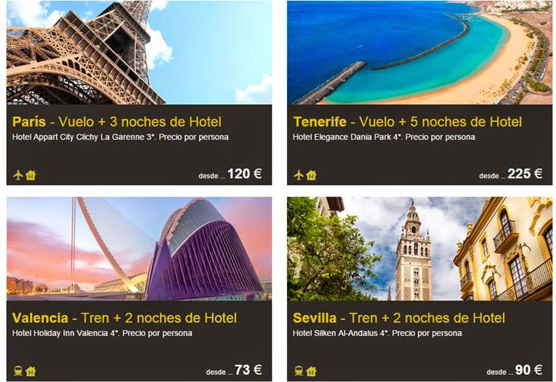hoteles de viajes carrefour black friday 14