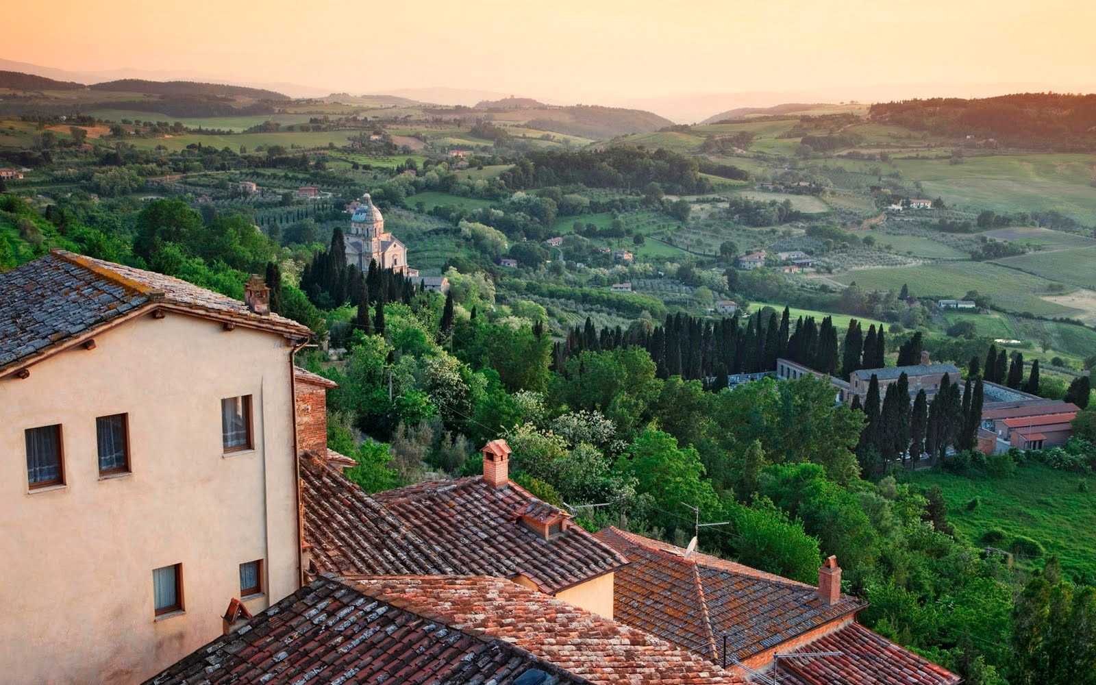 Beautiful landscapes wallpapers for Be italia
