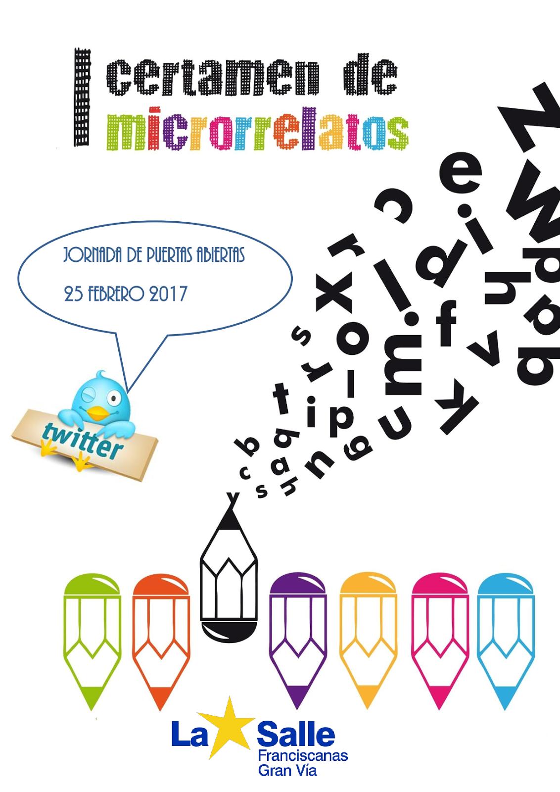 I Concurso de Microrrelatos LSGV