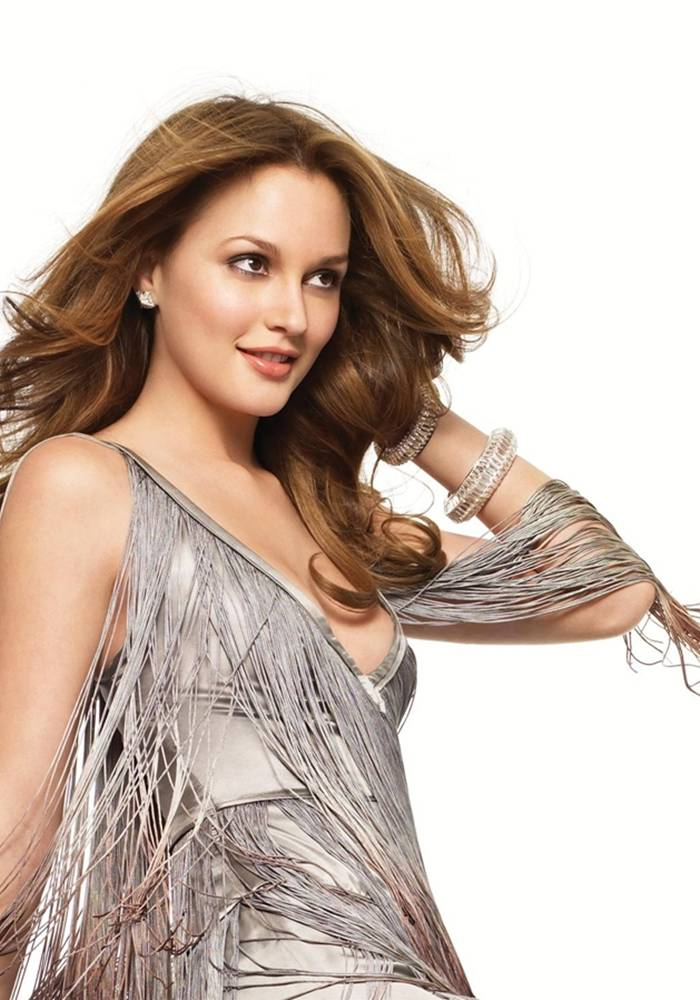 Instyle Hair : Hot Blog Post: Leighton Meester InStyle Hair Magazine Photoshoot
