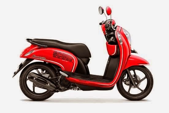 Honda Scoopy FI Sporty
