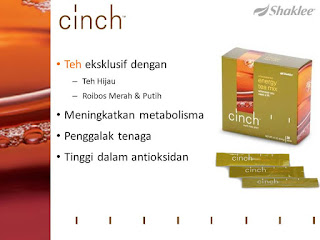 CINCH TEA DIET