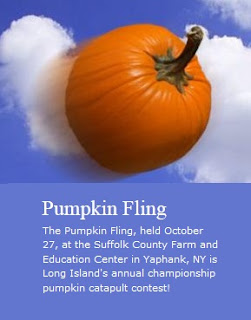 The Suffolk County Pumpkin Fling