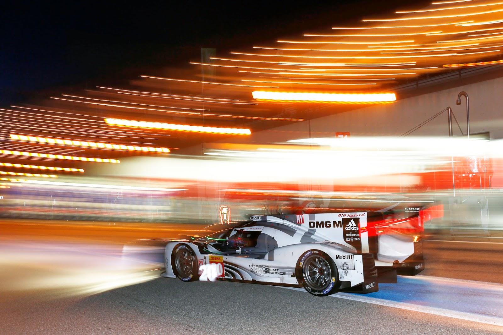 Porsche 919 Hybrid Testing At Paul Ricard
