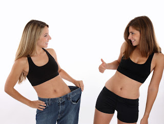 cara menurunkan berat badan cepat