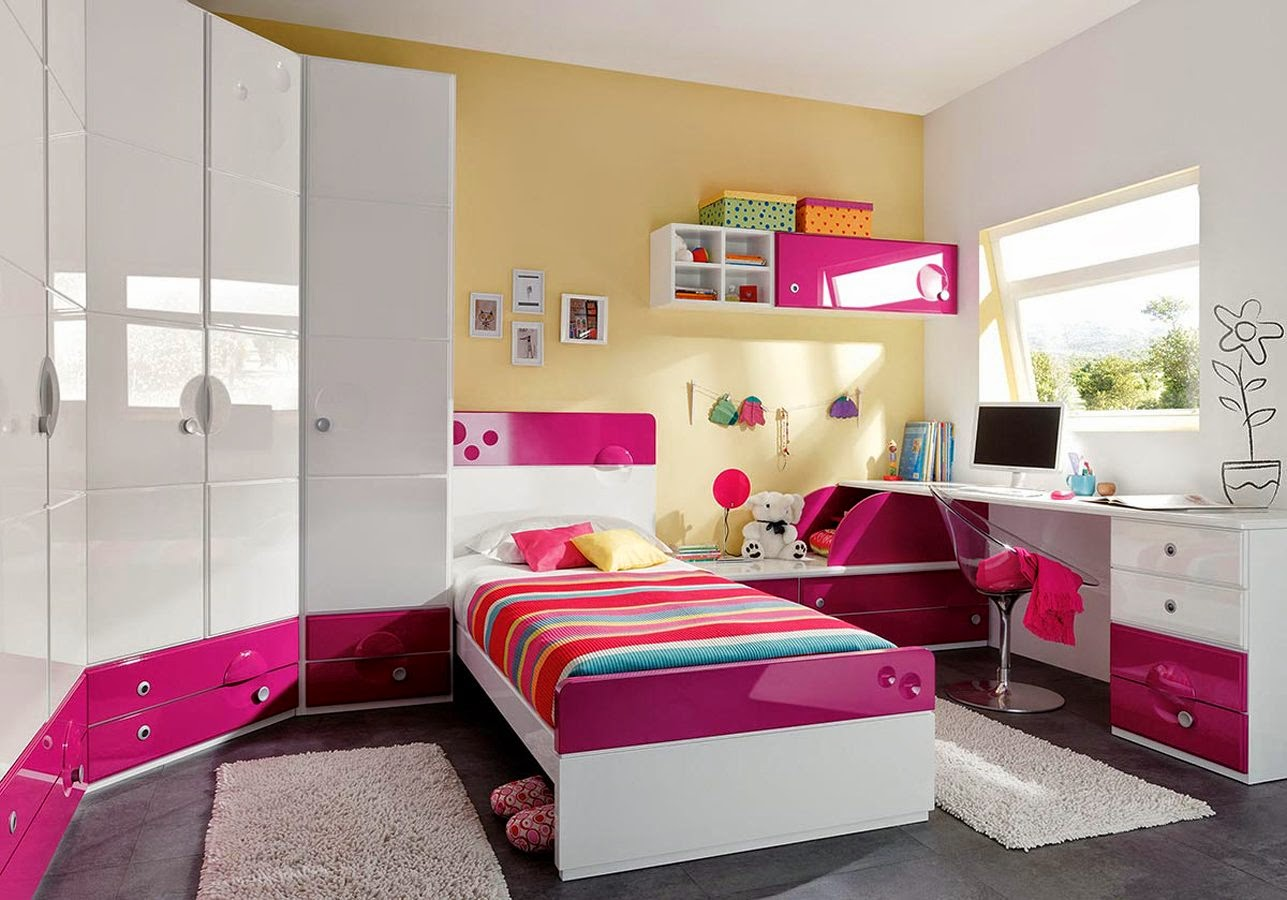 Best home design modern dormitorios peque os for Como remodelar mi cuarto sin gastar dinero