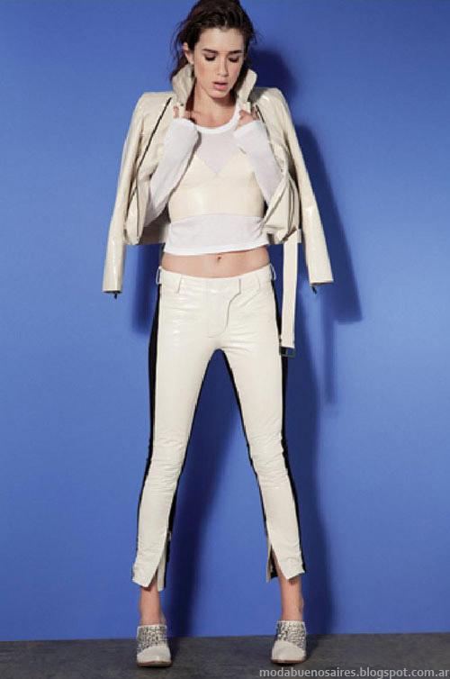 María Cher primavera verano 2015 pantalones de moda.