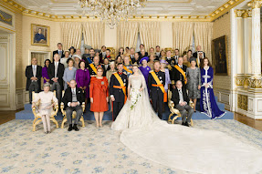 Royal October Brides - Stephanie of Luxembourg