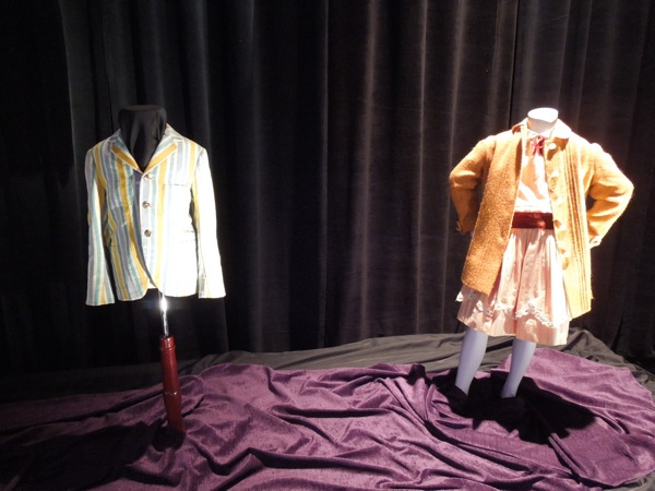 Mary Poppins The Banks children costumes
