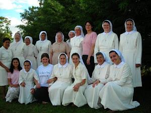 Irmãs e formandas