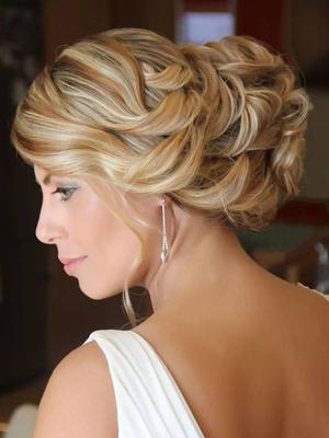 Peinados de novias 2014