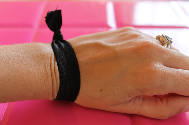 diy creaseless hair ties emi jay