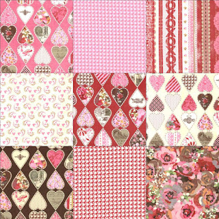 Mod Quilting Fabric