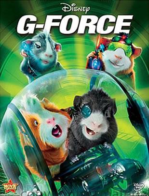 G-Force (Fuerza G: Licencia para espiar) (2009) Español Latino