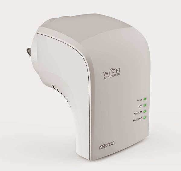Minitar Wireless AC Repeater