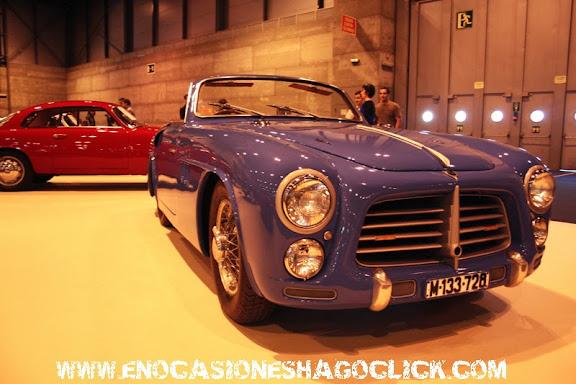Pegaso Z102 cabrio