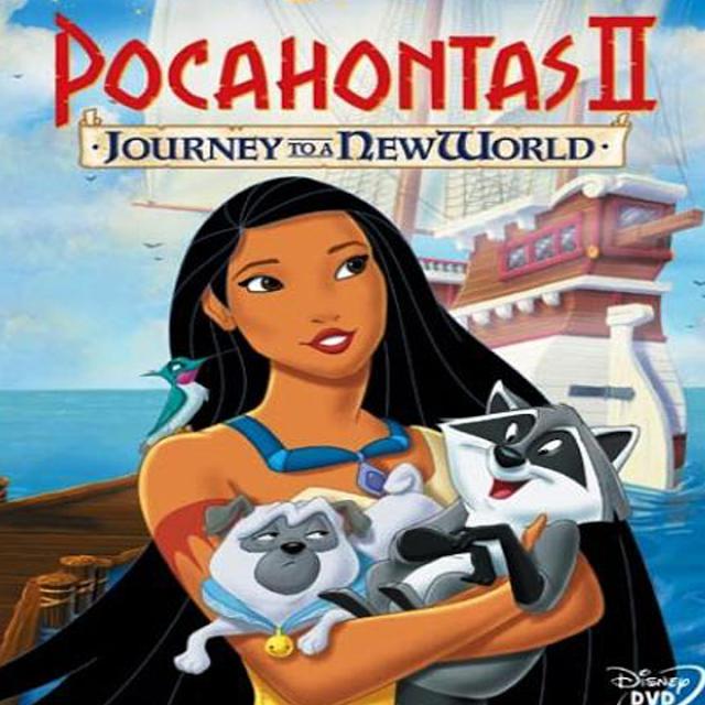 ดูการ์ตูน Pocahontas II: Journey to a New World โพคาฮอนทัส 2