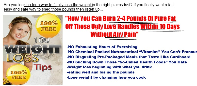 Most solution for weightloss