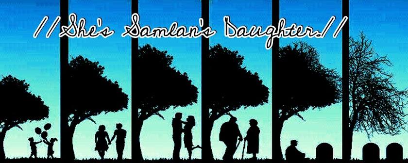 //she's samlan's daughter//