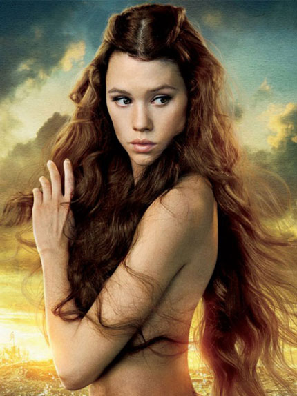 Pirates of the Caribbean 4 mermaid astrid berges frisbey New Photos