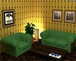 Yellow Sitting Room Game Solucion
