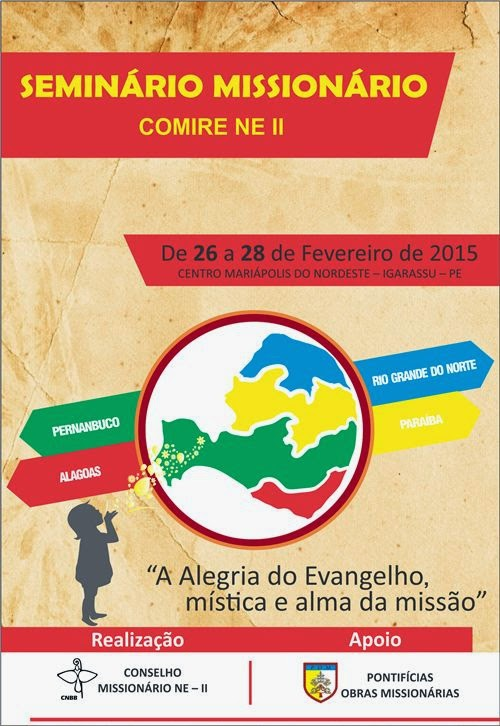 SEMINÁRIO MISSIONÁRIO