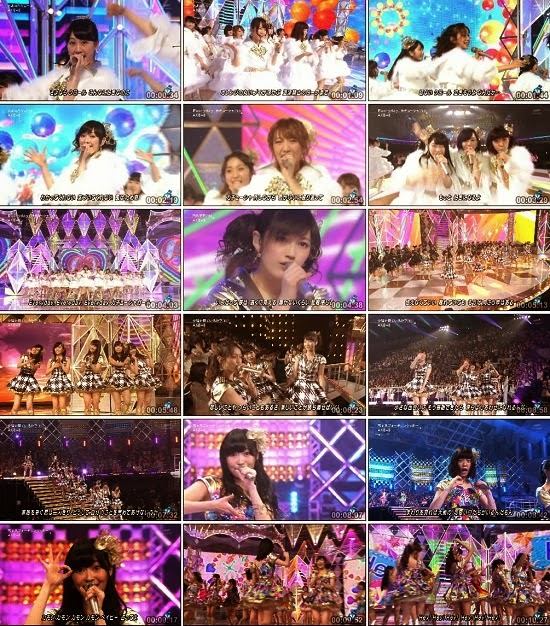 [TV Music] AKB48 - Special medley [Music Station Super LIVE]