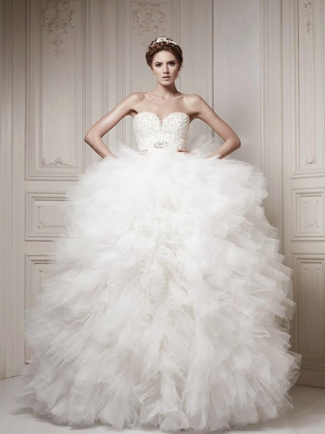 vestidos de novia de la semana | Coleccion